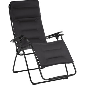 Lafuma Mobilier Futura XL Folding Chair Air Comfort, noir/acier